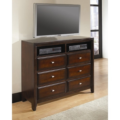Nadine Media Chest Bedroom TV Stand by Coaster